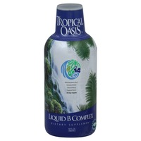 Tropical Oasis Liquid B Complex, Tropical Flavor