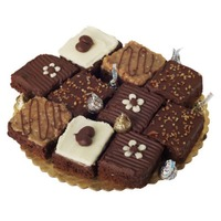 H-E-B Bakery Gourmet Brownie Party Tray
