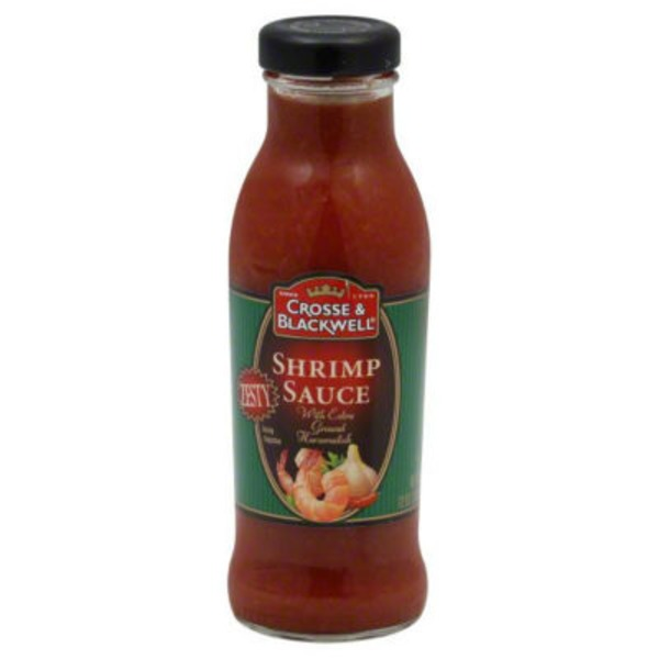 Crosse & Blackwell Shrimp Sauce Zesty