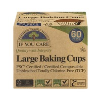 If You Care Certified Compostable Large Baking Cups