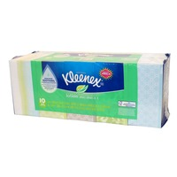 Kleenex 2 Ply Facial Tissue With Aloe & E Packets