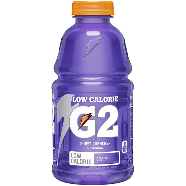 Gatorade Low Calorie Grape Thirst Quencher Sports Drink