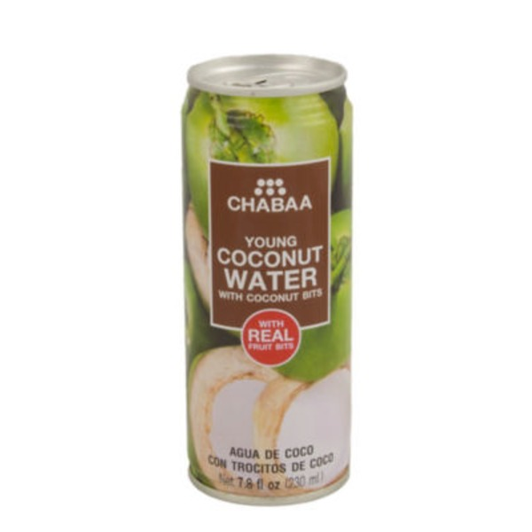 Chabaa Young Coconut Water