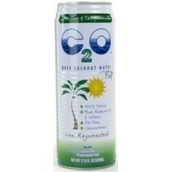 C2 O Coconut Water With Pulp