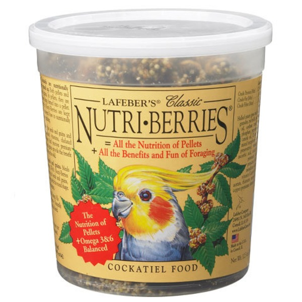Lafeber's Nutri Berries Cockatiel Food