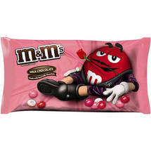 M&M's Milk Chocolate Candy Cupid's Mix