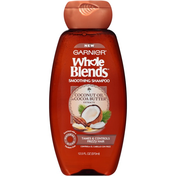 Whole Blends Smoothing Coconut Oil & Cocoa Butter Extracts Shampoo