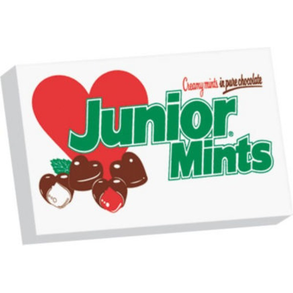 Junior Mints Chocolate Mints