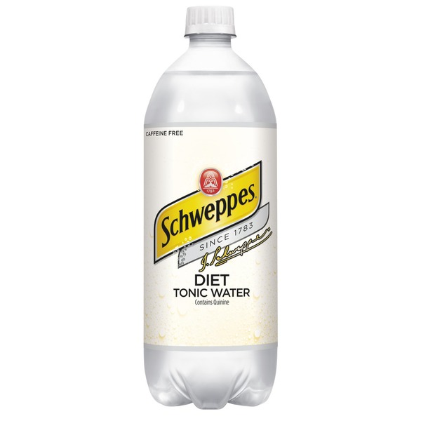 Schweppes Diet Tonic Water