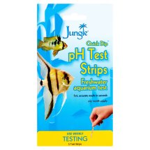 Jungle Quick Dip pH Freshwater Testing Strips, 5 count