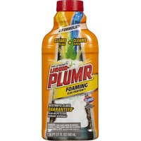 Liquid Plumer Pro-Strength Clog Remover, Slow Flow Fighter, 17 Ounces