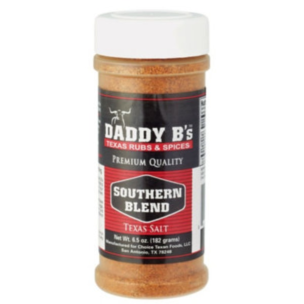 Daddy B's Southern Blend Seasoning