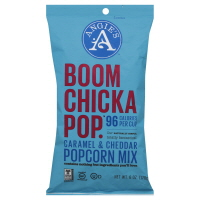 Angies Boomchicapop Popcorn Mix Carmel Cheddar