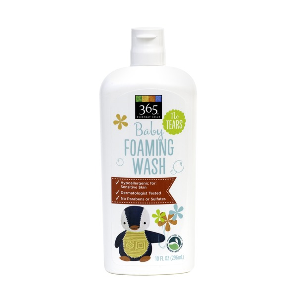 365 Foaming Baby Wash