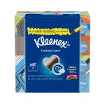 Kleenex Everyday Facial Tissues, 85 ct, 4 pk