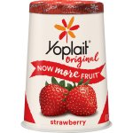 Yoplait Original Strawberry Yogurt, 6 oz, 6.0 OZ