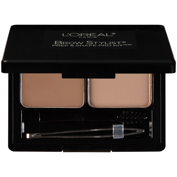 Brow Stylist 386 Light to Medium Prep & Shape Pro Kit