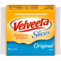 Kraft Velveeta Original Slices Cheese