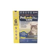 Petlock Plus 6 Month Cat