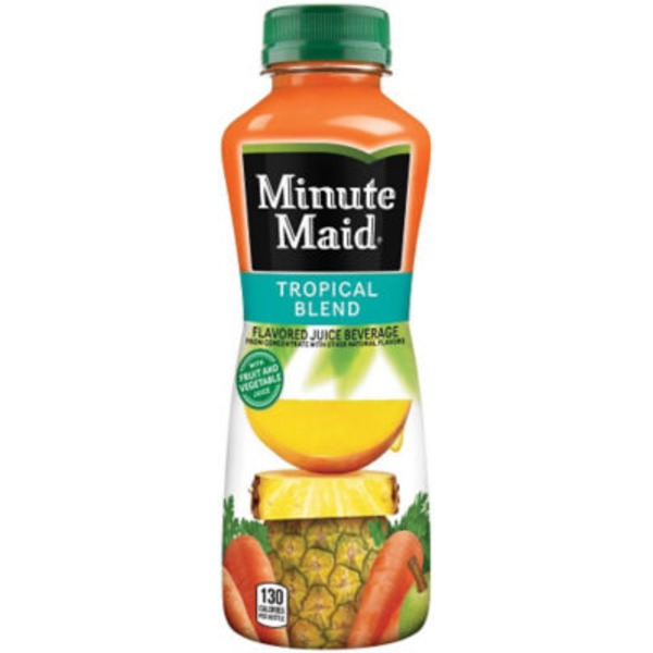 Minute Maid Tropical Blend Juice Beverage
