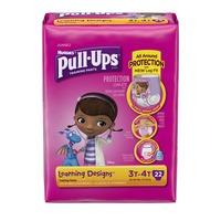 Pull Ups Learning Designs for Girls 3T-4T Training Pants