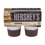 Hershey's Pudding S'mores - 4 CT