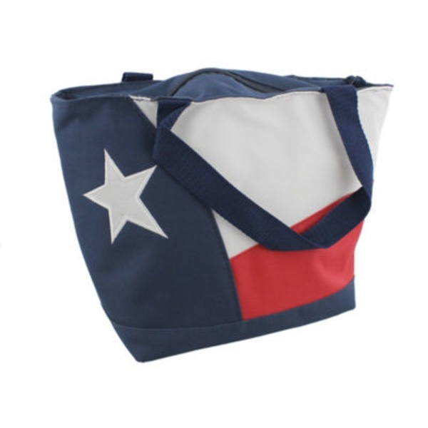 Outdoor Solutions Texas Flag 6 Can Mini Tote Cooler