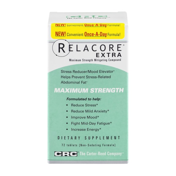 Relacore Extra Maximum Strength Stress Mitigating Compount
