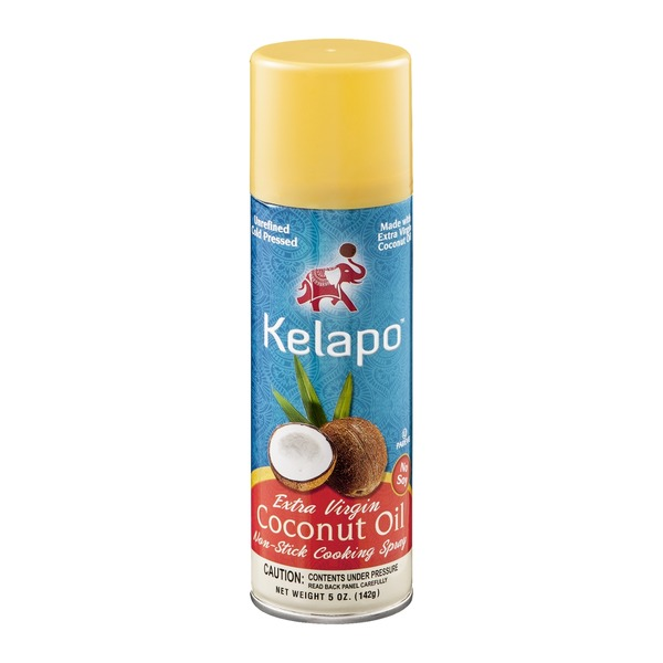 Kelapo Extra Virgin Coconut Oil Non-Stick Cooking Spray