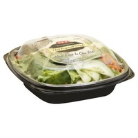 H-E-B Chef Prepared Salads Small Rotisserie Chicken Garden Salad
