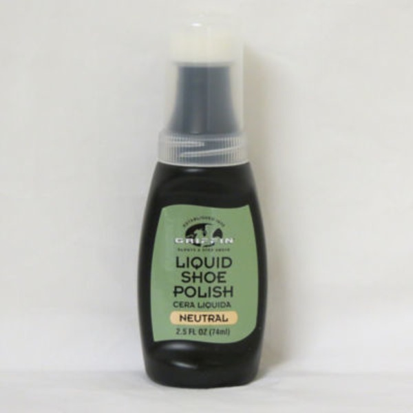 Griffin Liquid Shoes Polish Neutral