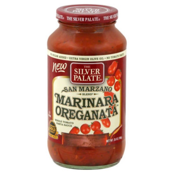 The Silver Palate Pasta Sauce, Marinara Oreganata