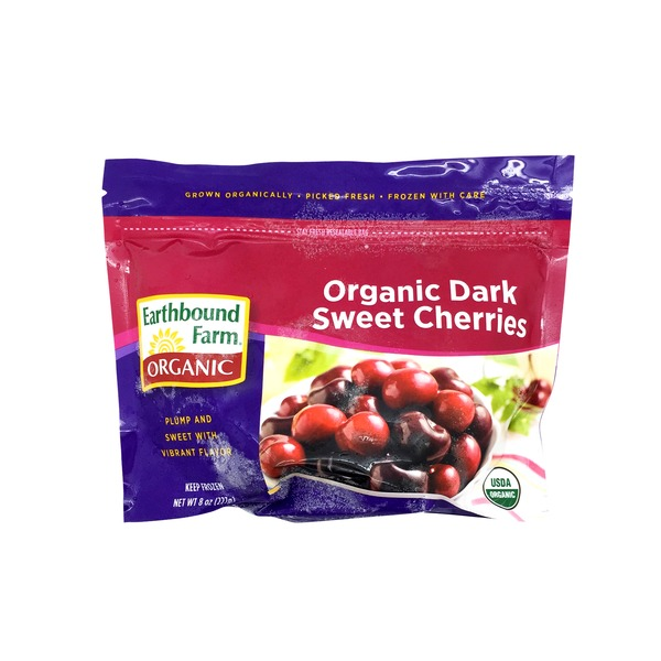 Earthbound Farm Organic Sweet Dark Cherries