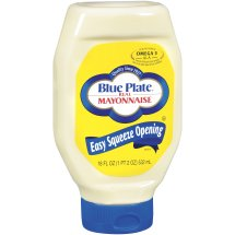 Blue Plate Real Mayonnaise, 18 fl oz