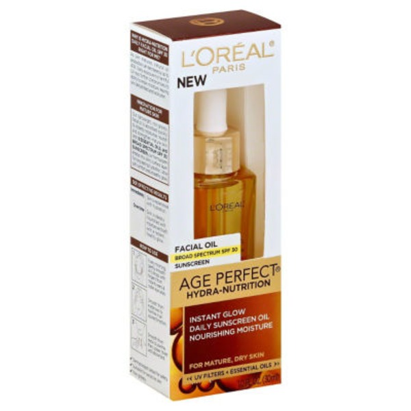 Age Perfect SPF 30 Oil Hydra Nutrition