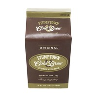 Stumptown Coffee Roasters Original Cold Brew  Coffee With Milk