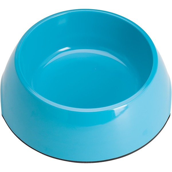 Bowlmates By Petco Medium Blue Round Base Bowl