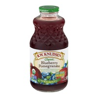 R.W. Knudsen Family 100% Juice Organic Blueberry Pomegranate