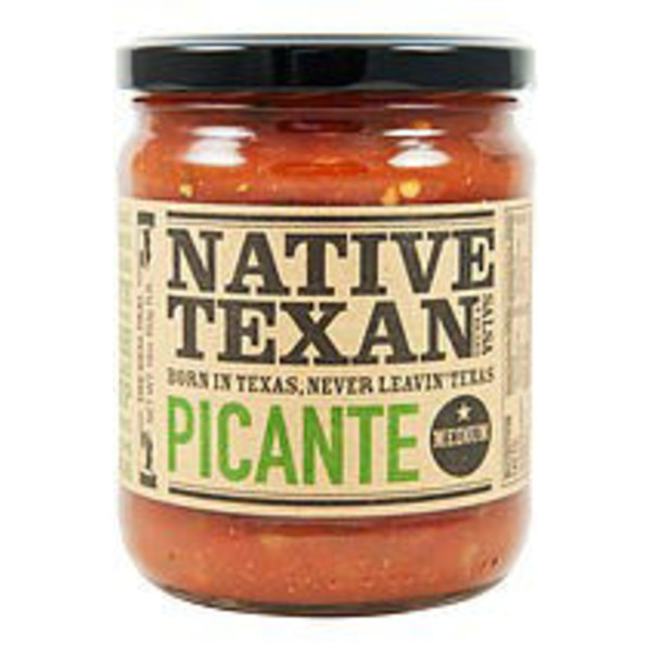 Native Texan Medium Picante Salsa