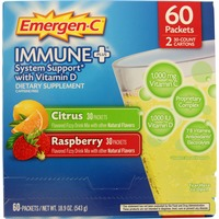 Emergen-C Immune Plus Citrus/Raspberry