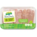 Harvestland Chicken Breast, 2.4-3.6 lbs.