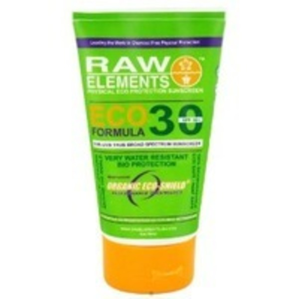 Raw Elements Sunscreen Spf 30
