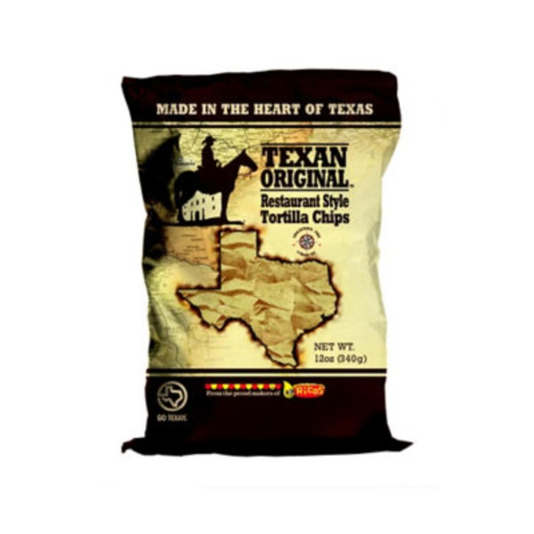 Ricos Texan Original Restaurant Style Tortilla Chip