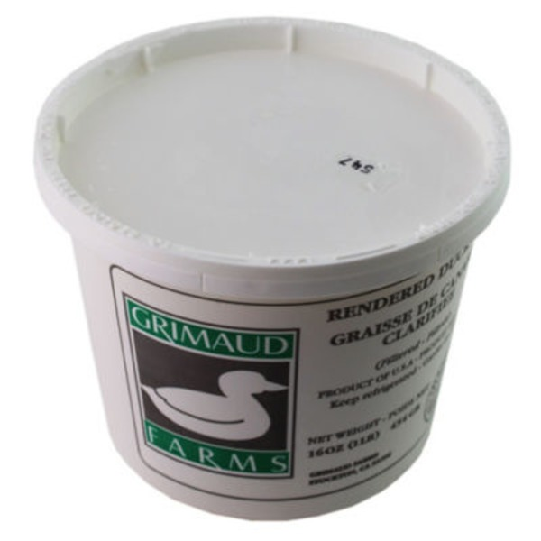 Grimaud Farms Rendered Duck Fat