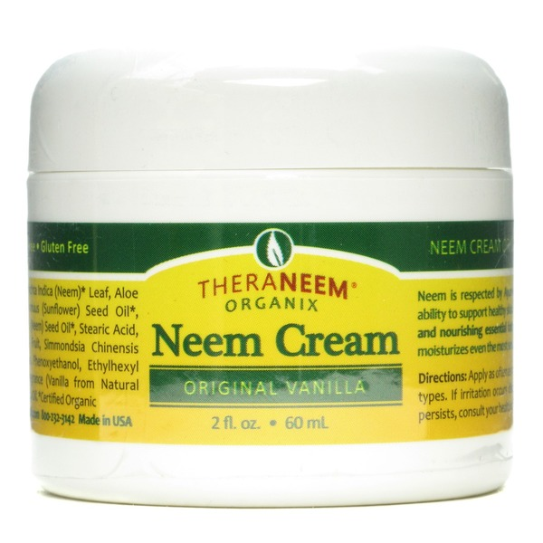 Organix Theraneem Neem Cream Original Vanilla