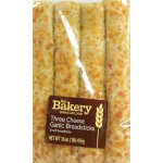 The Bakery at Walmart Three Cheese Garlic Breadsticks