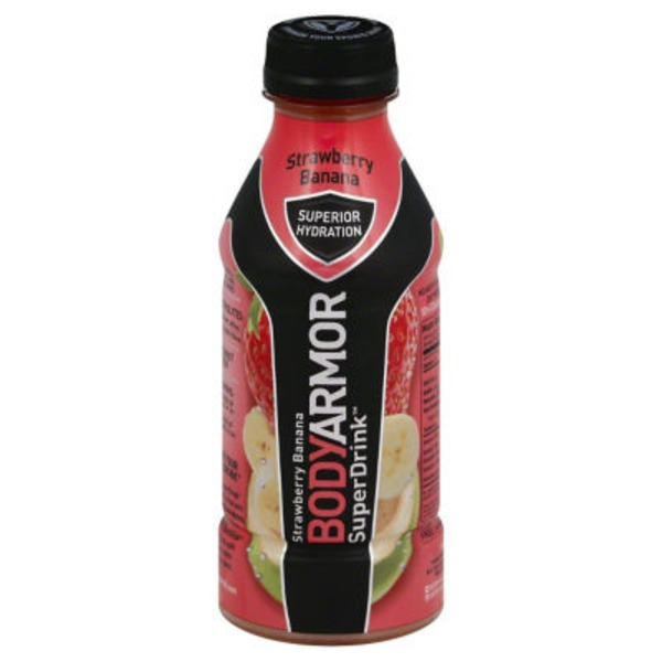Body Armor Strawberry Banana