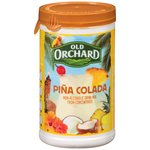 Old Orchard Non-Alcoholic Pina Colada Drink Mix from Concentrate