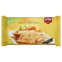 Dr. Schar Table Crackers, Gluten Free, 6 Packs