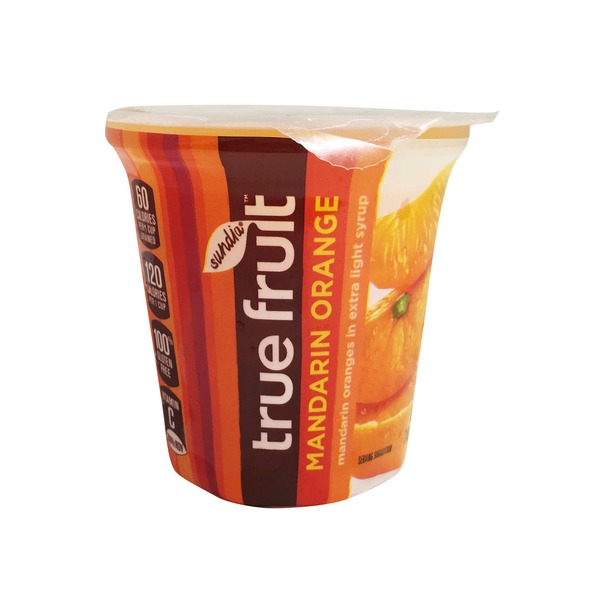 True Fruit Mandarin Orange Cup